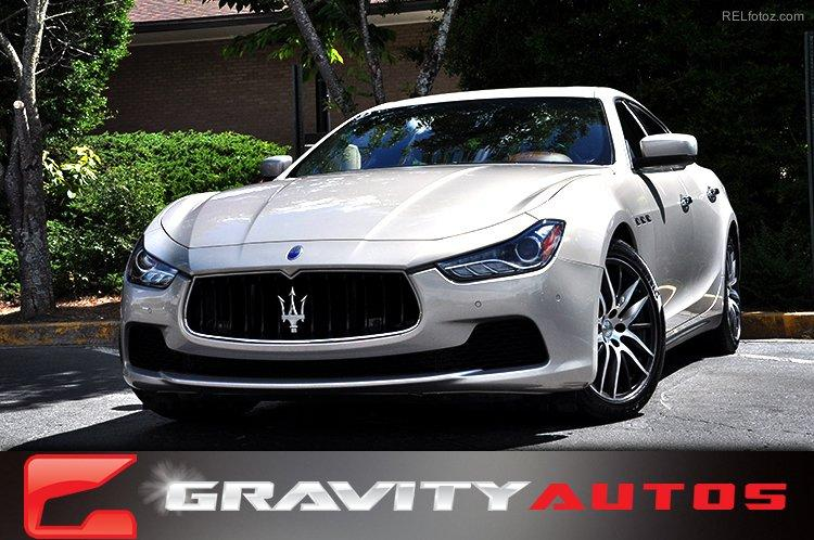 2014 maserati ghibli ghibli s q4 stock # 097821 for sale near