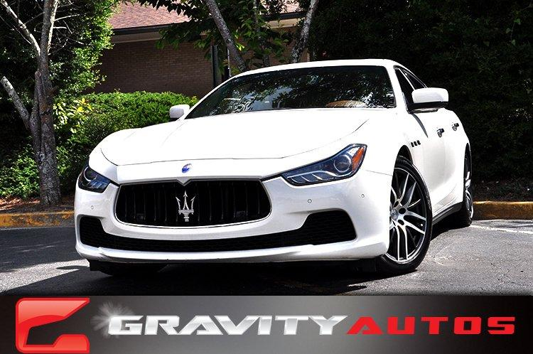 2014 maserati ghibli ghibli s q4 stock # 091748 for sale near