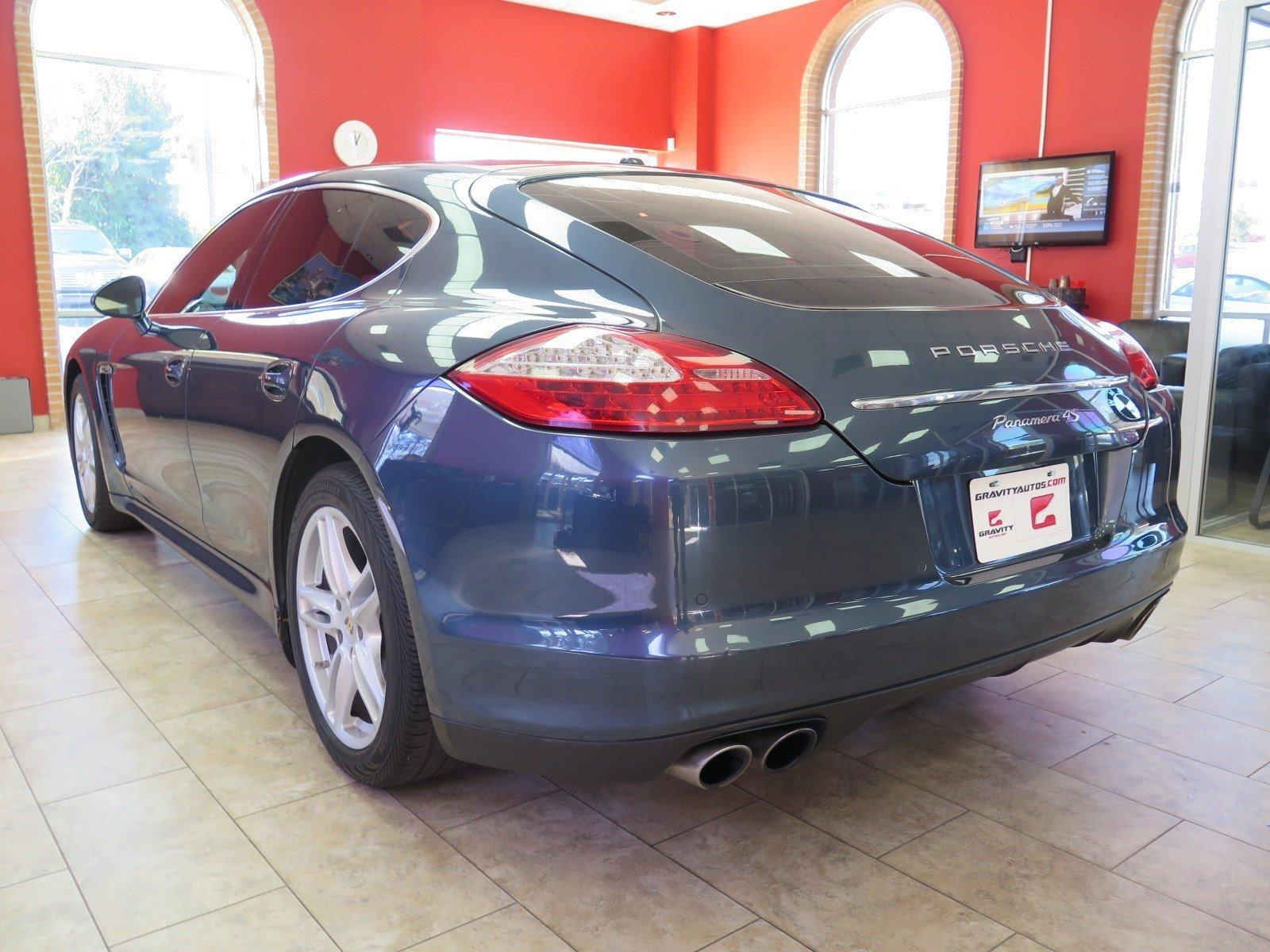 Used 2010 Porsche Panamera 4S | Chamblee, GA