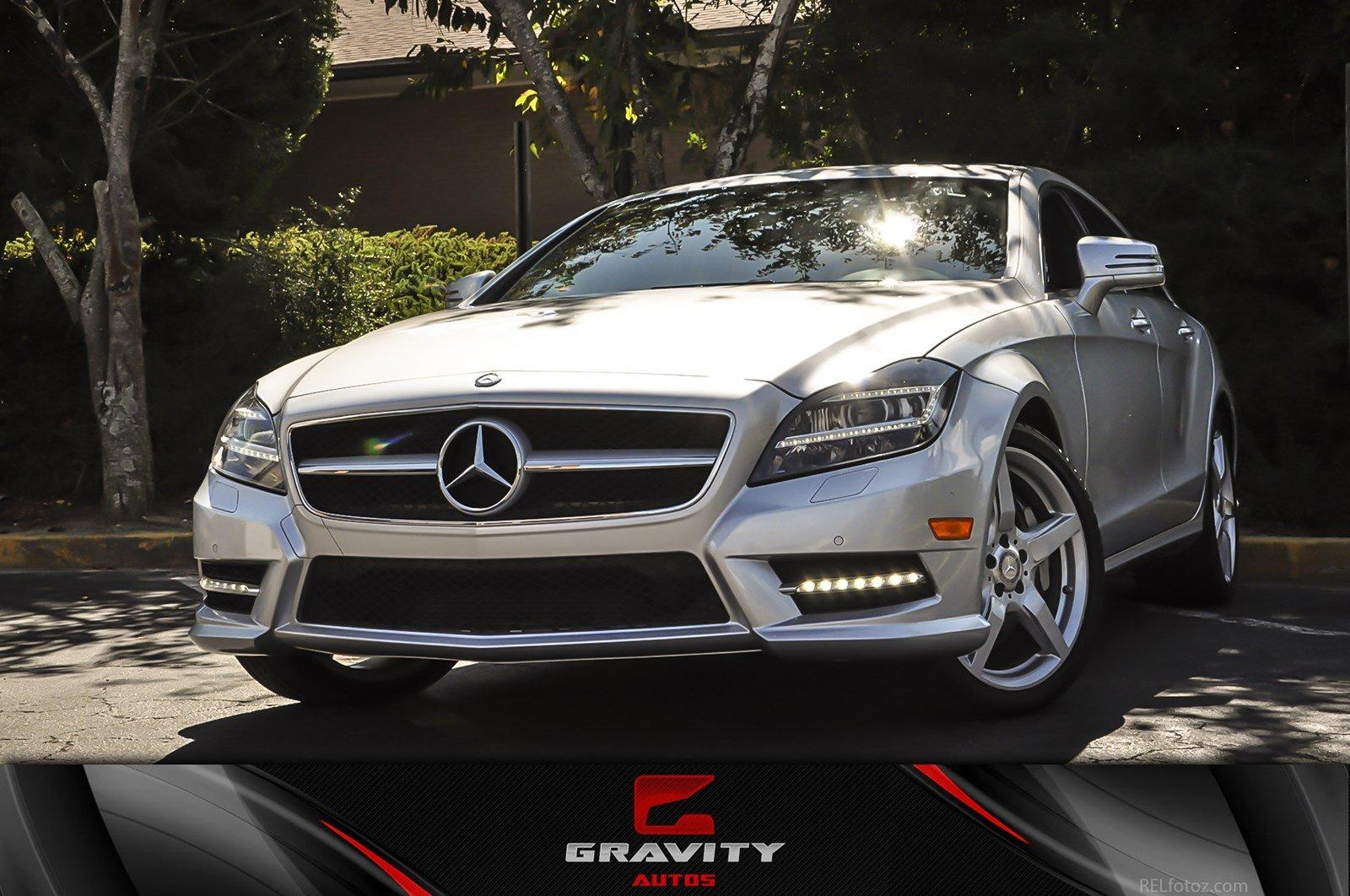 Used 2014 Mercedes Benz CLS Class CLS Class CLS 550 | Chamblee,