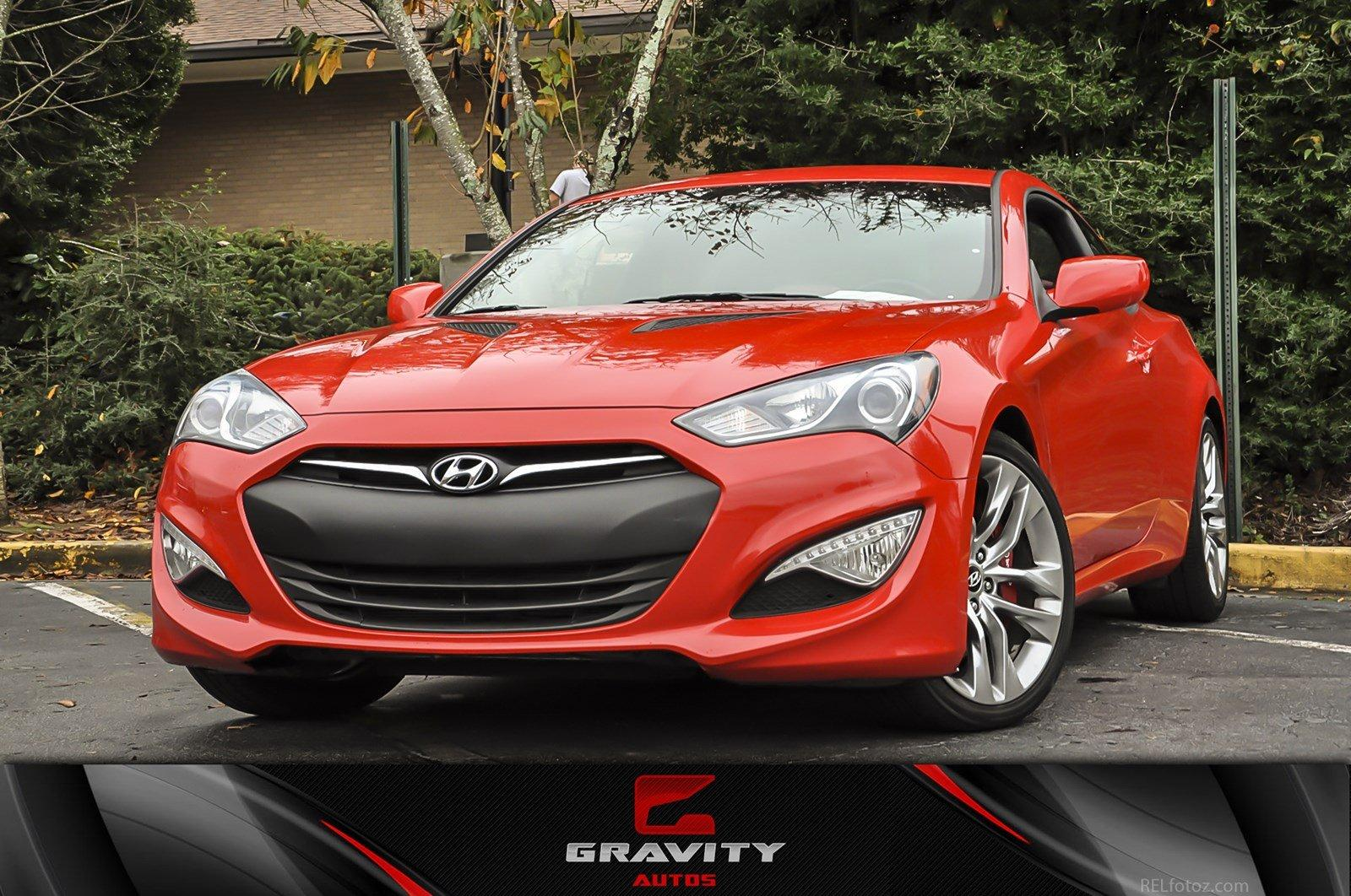motor coupe genesis track hyundai test cars trend used first right side