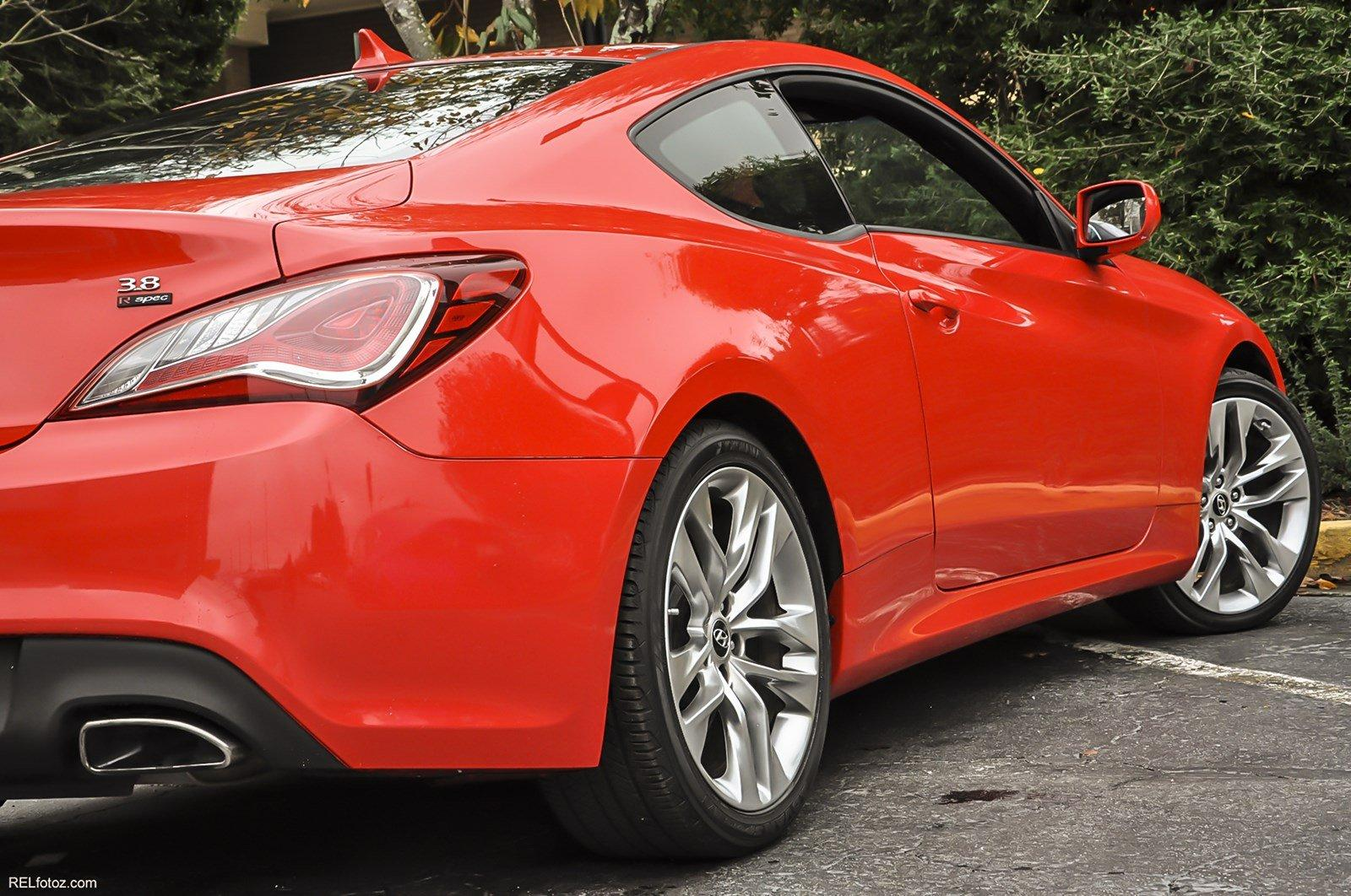 Used 2013 Hyundai Genesis Coupe Genesis Coupe 3.8 R Spec | Roswell, GA