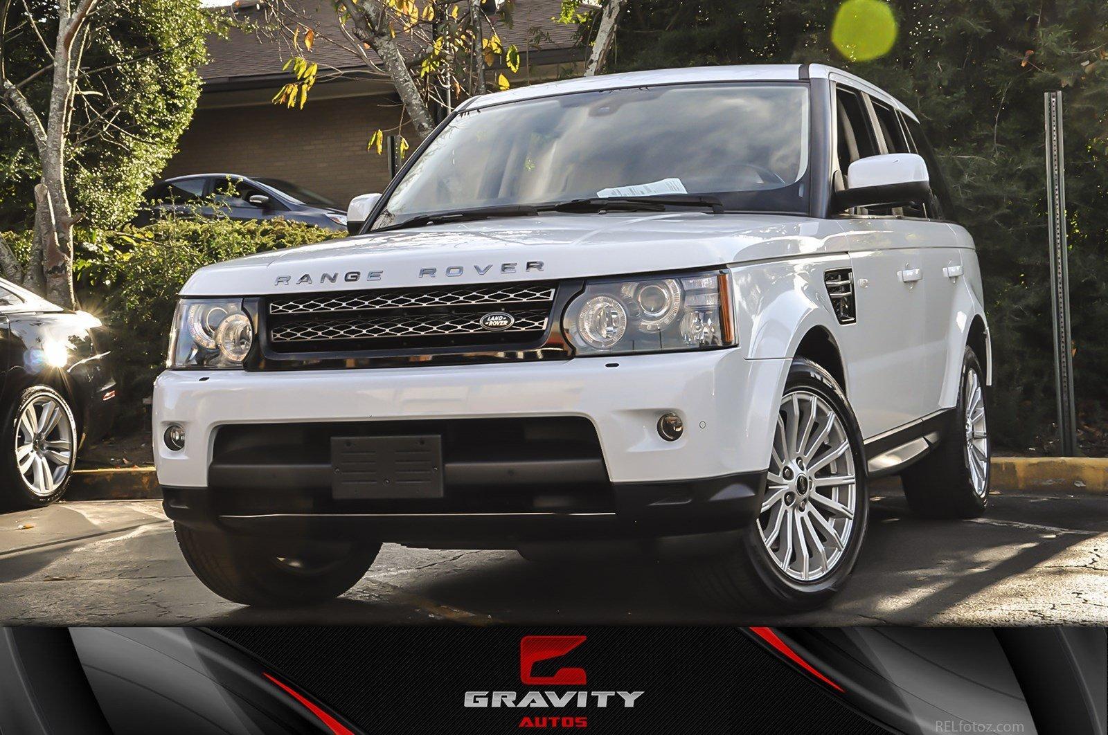 Range Rover Atlanta >> 2013 Land Rover Range Rover Sport Range Rover Sport Hse