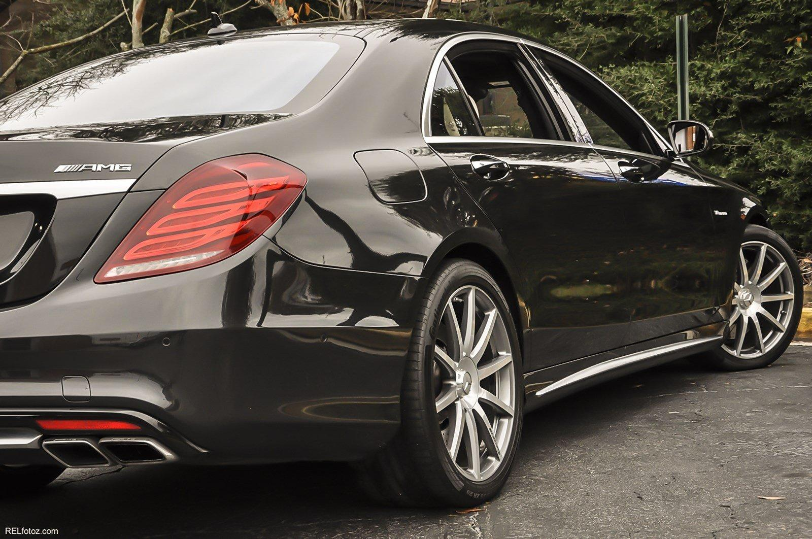 Used 2015 Mercedes-Benz S-Class S-Class S 63 AMG | Atlanta, GA
