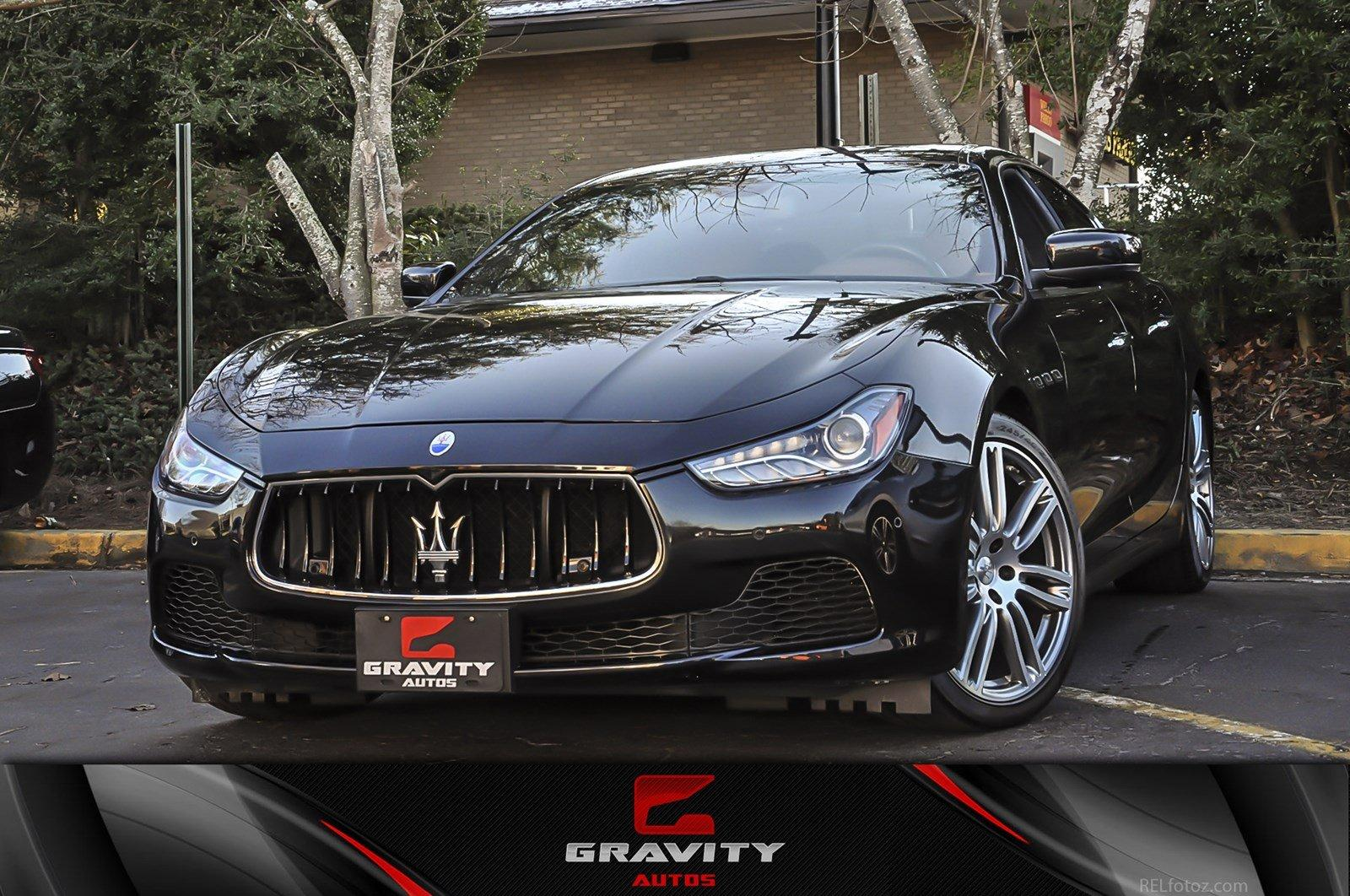 2014 maserati ghibli ghibli s q4 stock # 101057 for sale near