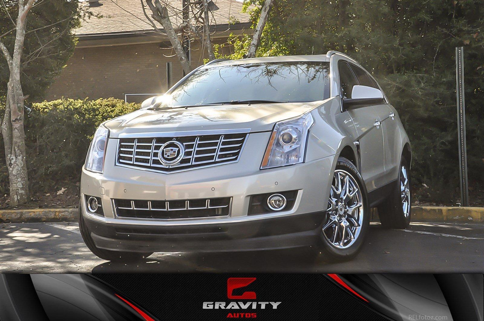 Gravity Autos Atlanta >> 2015 Cadillac Srx Srx Performance Collection Stock 534599