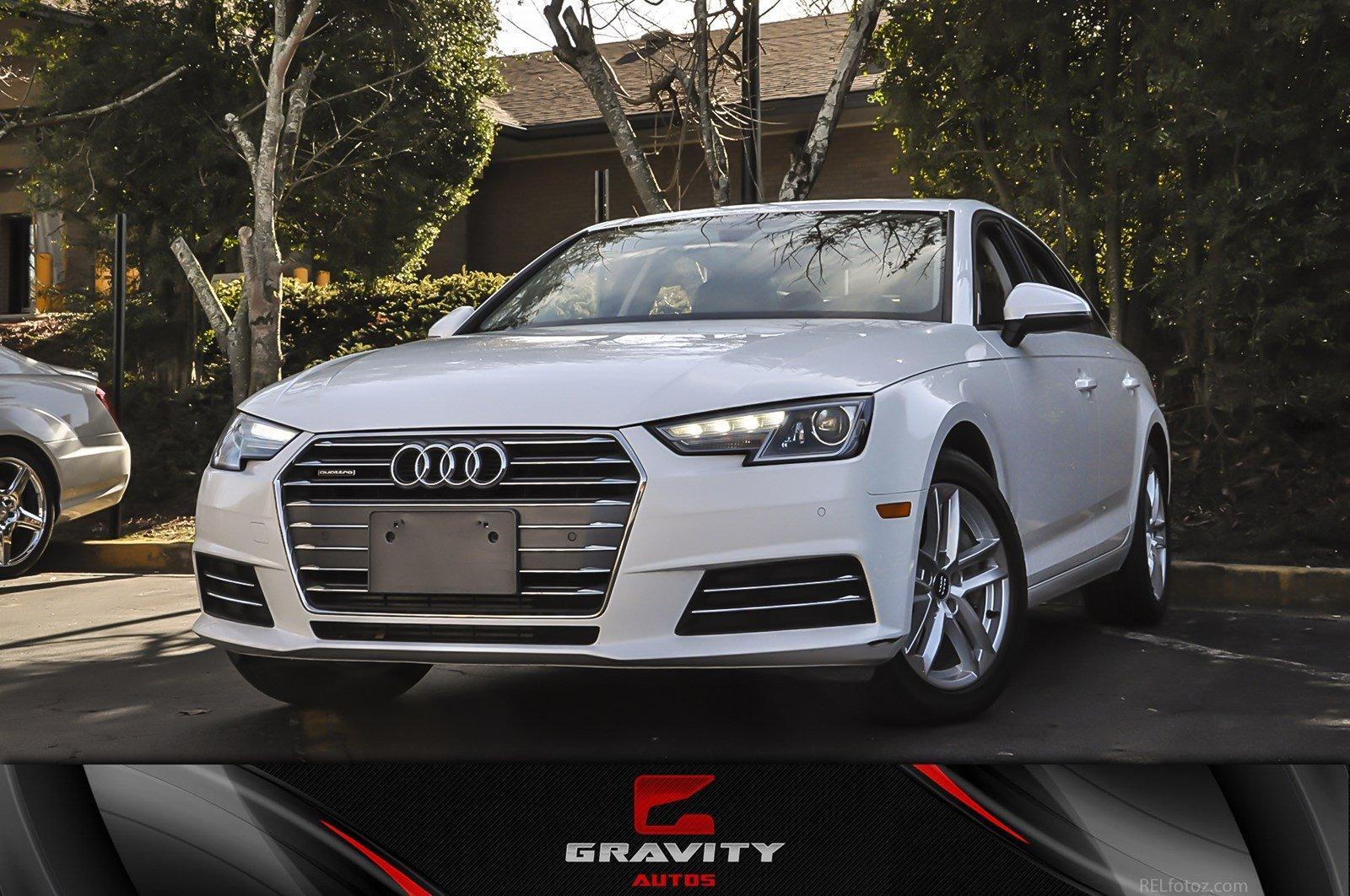 Audi A A Premium Stock For Sale Near Chamblee GA - 2018 audi a4 headlights