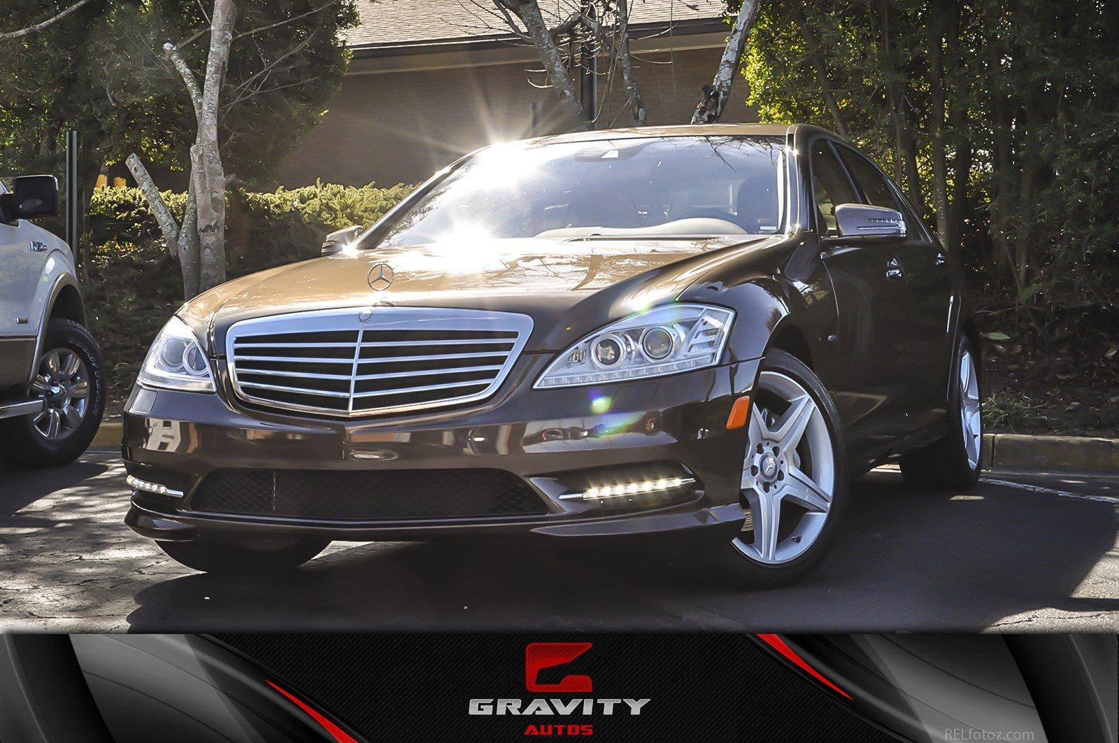 Used 2017 Mercedes Benz S Cl 400 Hybrid Chamblee
