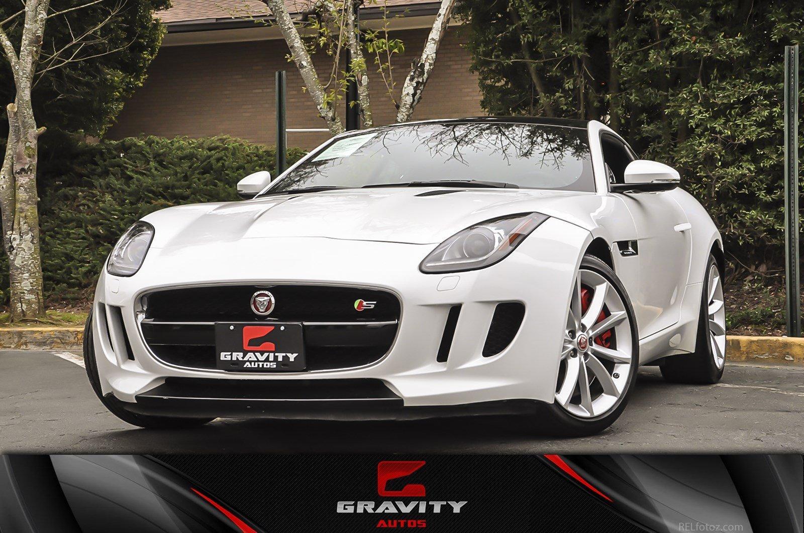 Jaguar FTYPE FTYPE V S Stock K For Sale Near - 2015 jaguar f type s