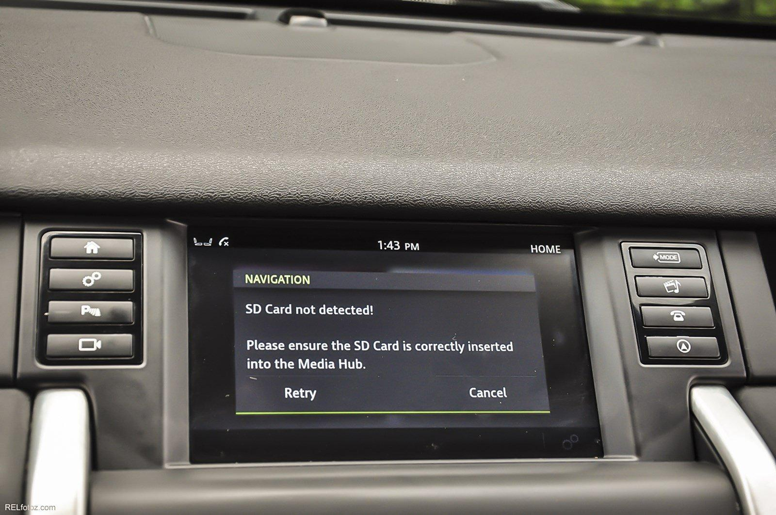 2016 Land Rover Discovery Sport Discovery Sport HSE Stock