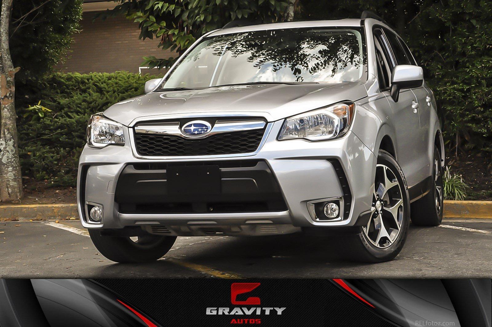 Subaru Forester 2.0 Xt Premium >> 2015 Subaru Forester Forester 2 0xt Premium Stock 818406