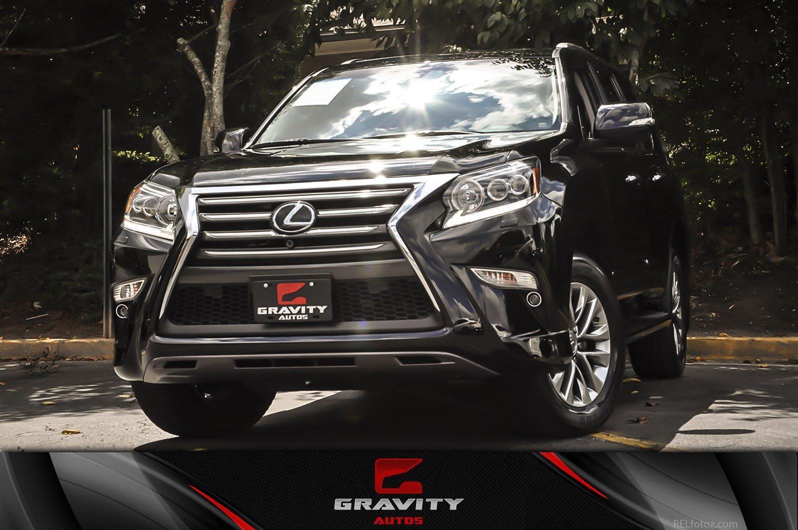 2015 gx 460 luxury