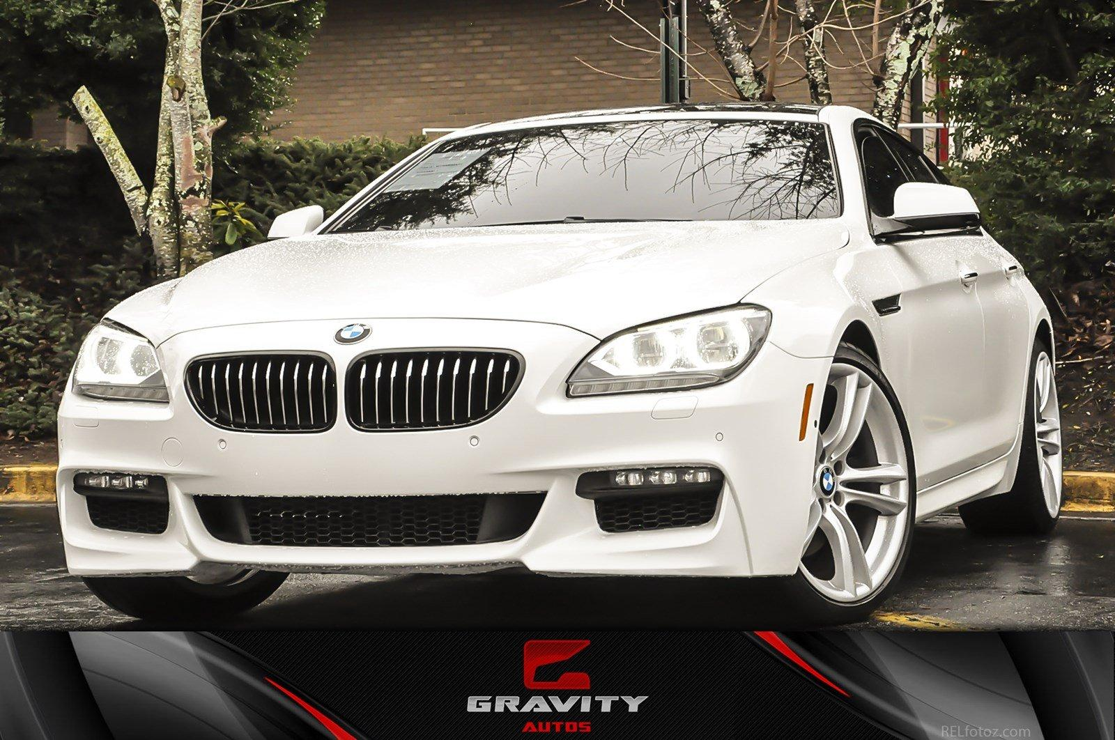 ORIGINAL 2014 BMW 6 SERIES GRAN COUPE PRESTIGE SALES BROCHURE ~ 70 PAGES ~ G6GC
