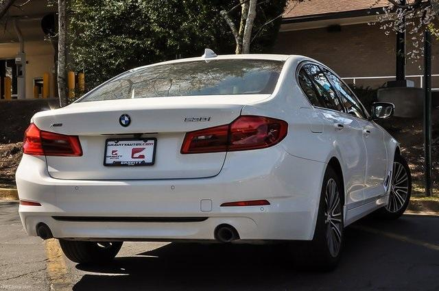 Used 2018 BMW 5 Series 530i xDrive | Chamblee, GA