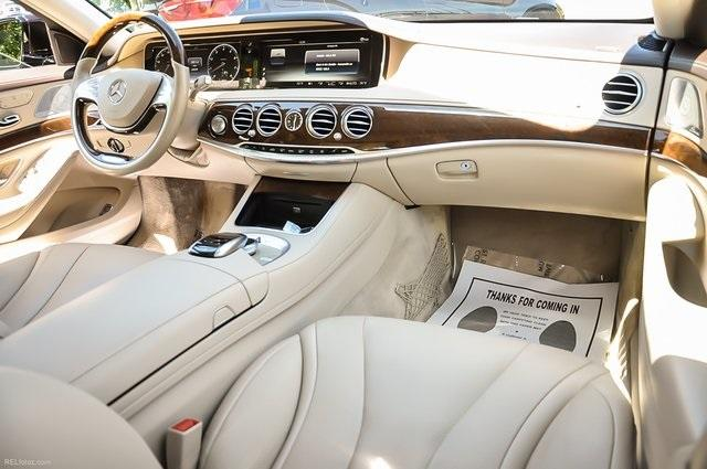 Used 2015 Mercedes-Benz S-Class S 550 | Roswell, GA