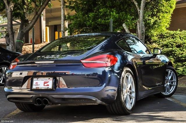 Used 2014 Porsche Cayman S | Roswell, GA