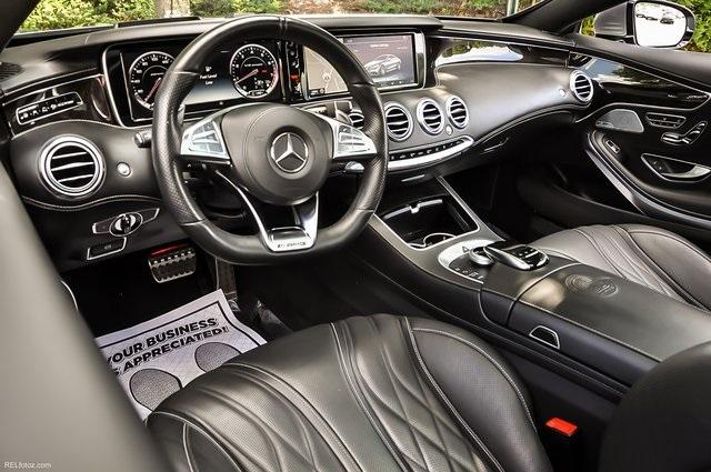 Used 2015 Mercedes-Benz S-Class S 63 AMG® | Roswell, GA