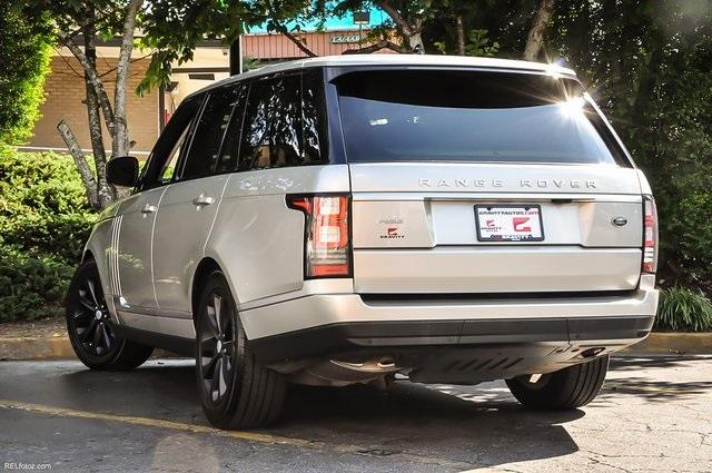 Used 2016 Land Rover Range Rover 3.0L V6 Supercharged HSE   Roswell, GA