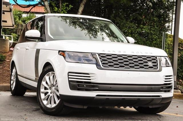 Used 2018 Land Rover Range Rover 3.0L V6 Supercharged HSE | Roswell, GA