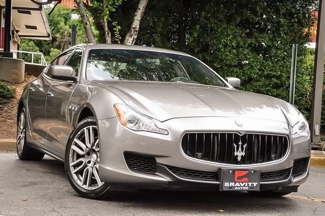 Used 2015 Maserati Quattroporte S Q4   Chamblee, GA