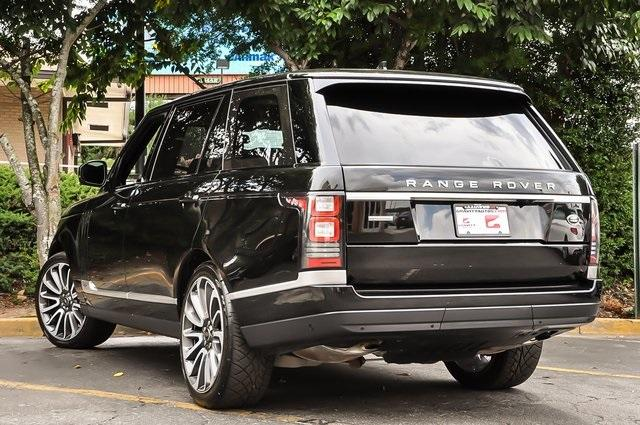Used 2016 Land Rover Range Rover 5.0L V8 Supercharged | Chamblee, GA