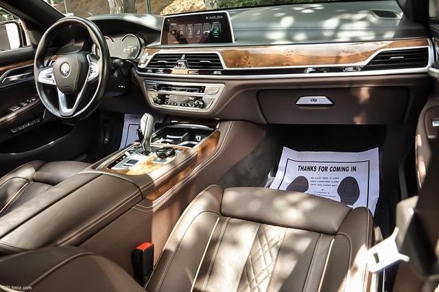Used 2017 BMW 7 Series 750i | Chamblee, GA