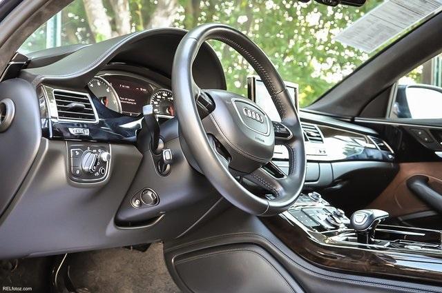 Used 2016 Audi A8 L 4.0T Sport | Chamblee, GA