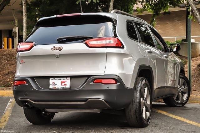 Used 2016 Jeep Cherokee 75th Anniversary Edition | Chamblee, GA