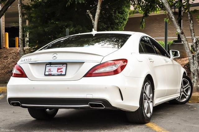 Used 2015 Mercedes-Benz CLS CLS 400 | Chamblee, GA