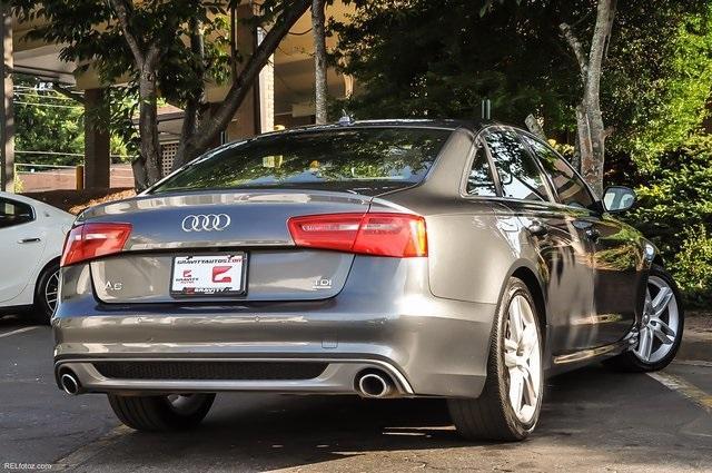 Used 2015 Audi A6 3.0 TDI Premium Plus | Chamblee, GA