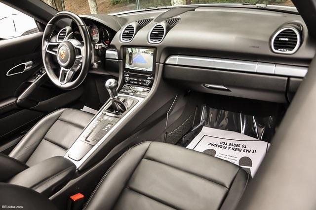 Used 2018 Porsche 718 Cayman S | Chamblee, GA