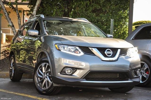 Used 2016 Nissan Rogue SL | Chamblee, GA