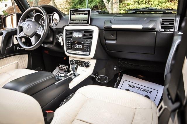 Used 2015 Mercedes-Benz G-Class G 550 | Chamblee, GA