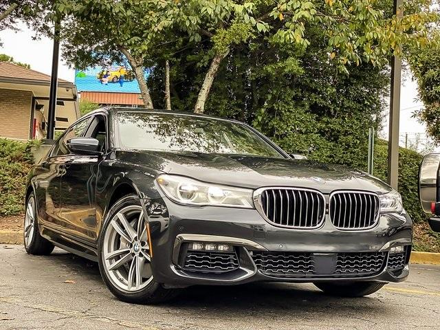 Used 2017 BMW 7 Series 750i xDrive | Chamblee, GA