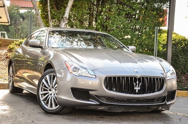 Used 2016 Maserati Quattroporte S Q4   Chamblee, GA