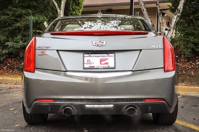 Used 2016 Cadillac ATS 2.0L Turbo Luxury | Chamblee, GA