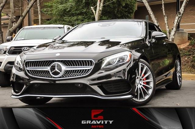 Used 2017 Mercedes-Benz S-Class S 550 | Chamblee, GA