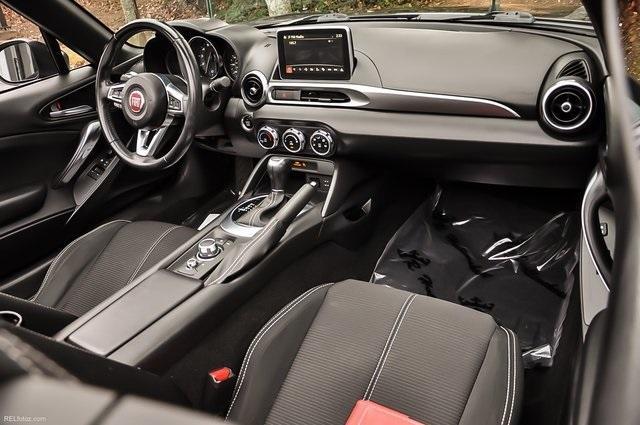 Used 2017 Fiat 124 Spider Classica | Chamblee, GA