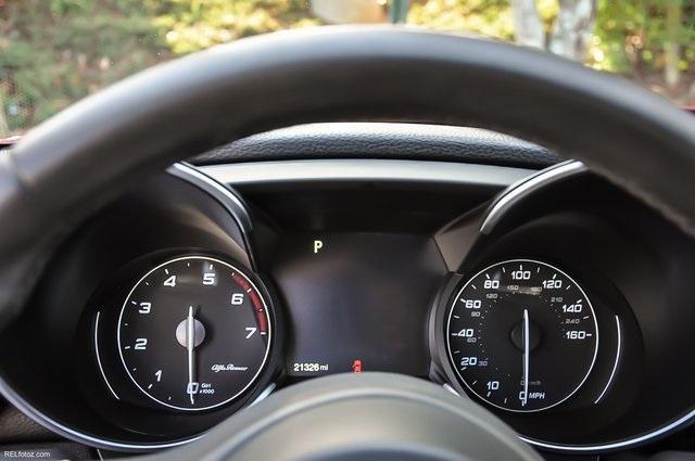 Used 2017 Alfa Romeo Giulia Base   Chamblee, GA