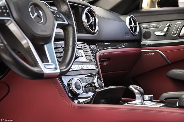 Used 2016 Mercedes-Benz SL-Class SL 400 Roadster | Chamblee, GA
