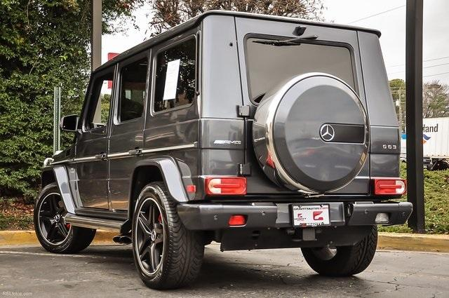 Used 2016 Mercedes-Benz G-Class G 63 AMG® | Chamblee, GA