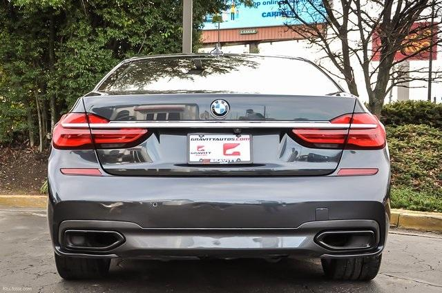 Used 2016 BMW 7 Series 740i   Chamblee, GA