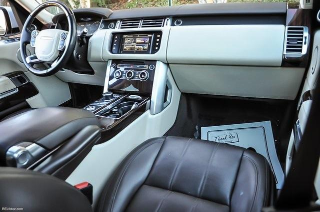 Used 2016 Land Rover Range Rover 3.0L V6 Supercharged HSE | Chamblee, GA
