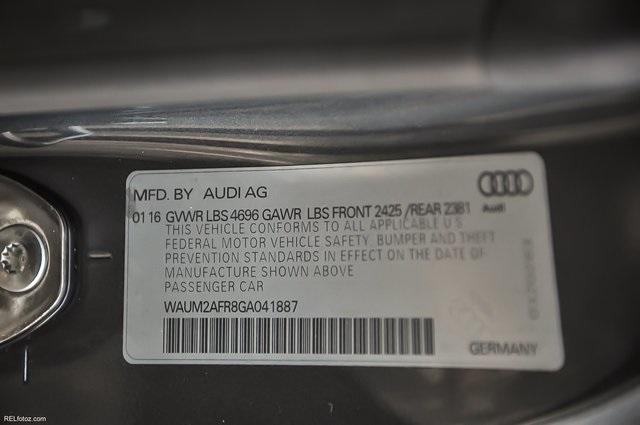 Used 2016 Audi A5 2.0T Premium Plus | Chamblee, GA