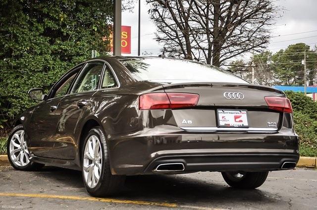 Used 2017 Audi A6 3.0T Premium Plus | Chamblee, GA