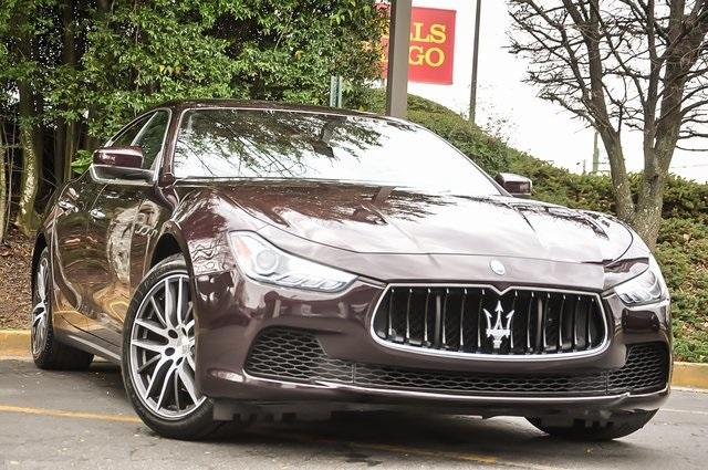 Used 2017 Maserati Ghibli  | Chamblee, GA