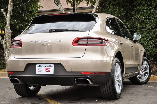 Used 2017 Porsche Macan Base | Chamblee, GA