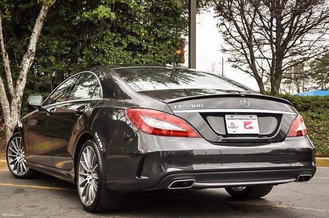 Used 2016 Mercedes-Benz CLS CLS 400 | Chamblee, GA