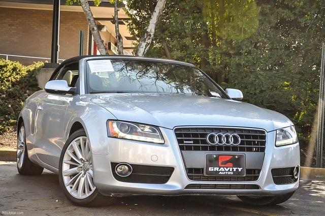 Used 2011 Audi A5 2.0T Premium | Chamblee, GA
