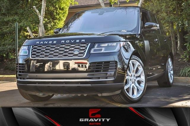 Used 2019 Land Rover Range Rover 3.0L V6 Supercharged HSE | Chamblee, GA